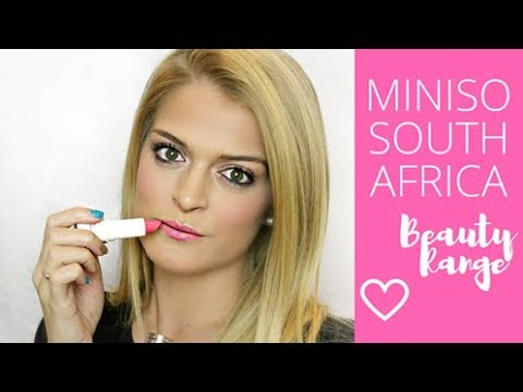 Miniso Beauty South Africa || The Foxy Momager