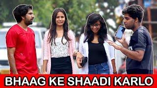 Bhaag Ke Shaadi Karlo - Bakchodi Ki Hadd - Ep 36 - TST