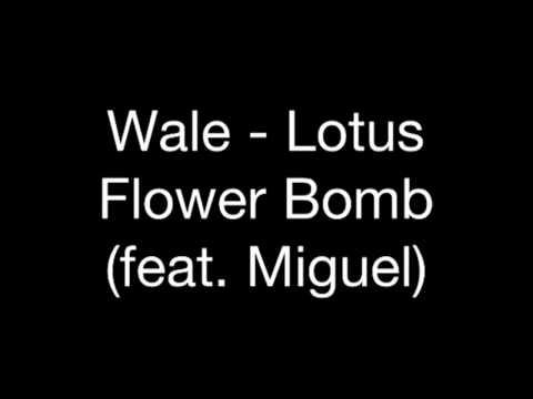 Wale - Lotus Flower Bomb (feat. Miguel) [Audio]
