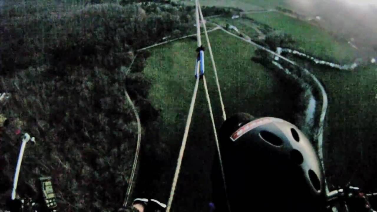 Gliding by Night