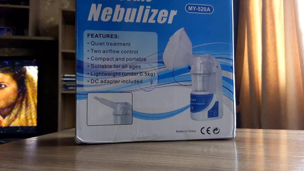 Плюсом для родителей является и то, что этот ингалятор можно использовать для детей самого раннего возраста, в том числе и для новорожденных.