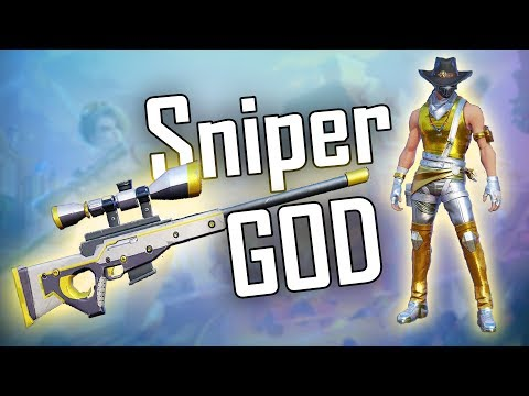Sniper GOD Montage - Creative Destruction (60FPS)