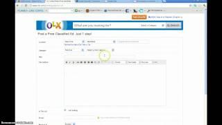 Как подать бесплатное объявление Видео #2(Доска бесплатных объявлений - http://bit.ly/RuMessageBoar Банк Объявлений — это доска бесплатных объявлений о продаже..., 2012-07-06T11:06:25.000Z)