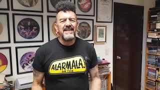 Felicitaciones Sergio Arau (Botellita de Jeréz)