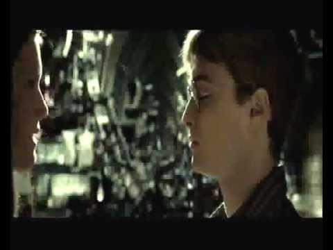 video de el beso de harry potter:
