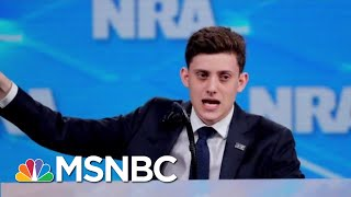 Should A Student Lose A College Acceptance Over Past Social Media Postings? | Velshi & Ruhle | MSNBC
