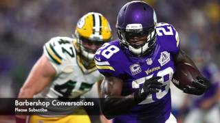 Adrian Peterson and Darrelle Revis become Free Agents on same day!
