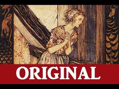 Cinderella (Aschenputtel) ★★★ ORIGINAL story by the Brothers Grimm