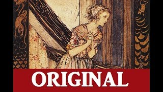 Cinderella ★★★ ORIGINAL story by Hans Cristian Andersen