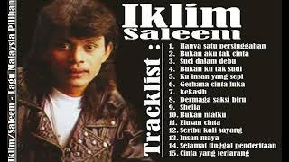 Salim-iklim kumpulan lagu terbaik Malaysia