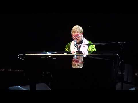 Elton John - Your Song - TD Garden, Boston, MA 10-06-2018 Mp3