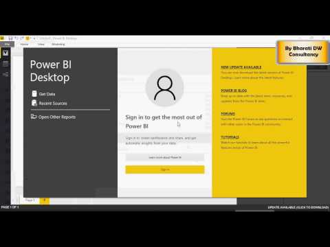 Microsoft Azure Cloud - Connect Power BI to Data Lake Store - DIY-3-of-20