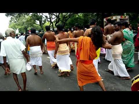 Kailaya vathiyam played in thirivannamalai | A famous shiva temple