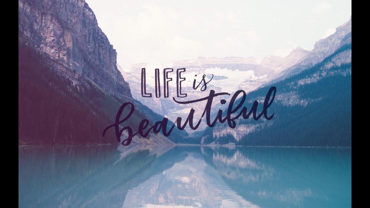 Spoken Word Poetry| Life is Beautiful - YouTube
