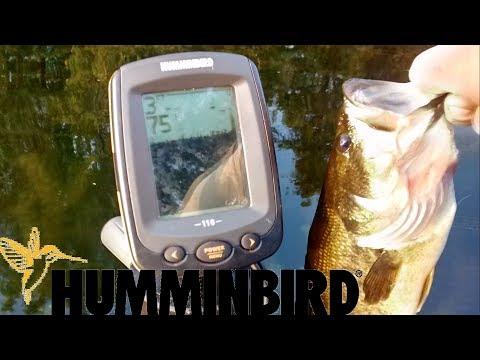 HUMMINBIRD 110 IT WORKS !!!!