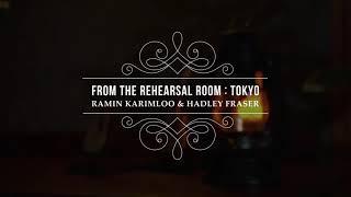 From The Rehearsal Room : Tokyo - Ramin Karimloo and Hadley Fraser