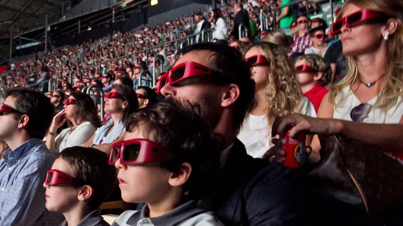 are theaters forcing people to watch 3d movies collider