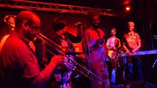 DSC 4255 Lallabella Reggae Band with Angenita and Shaka Black