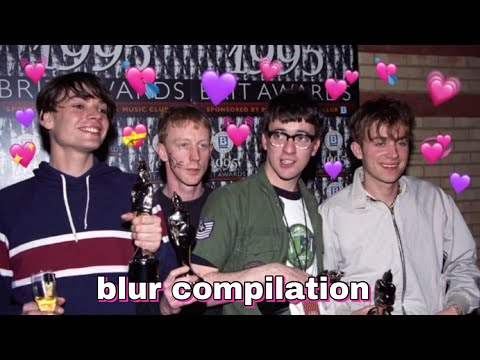 blur being blur for 8 minutes straight