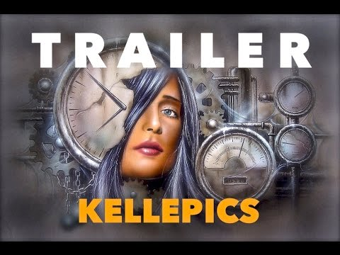 TRAILER  KELLEPICS (Malerei & Musik) Pictures Compilation & Sounds