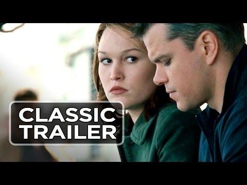 The Bourne Ultimatum trailers