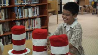 Dr. Seuss Birthday at Camarena Library