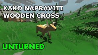 Balkan Unturned: Kako Napraviti Wooden Cross[cro][srb][bih]