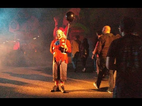 Halloween Horror Nights Universal Studios Poltergiest 2018 Hollywood