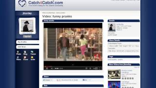 Catch4Catch.com Free Jewish dating site reviews - Pranks FUNNIEST VIDEO EVER!