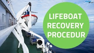 Lifting and Securing life boat on ships