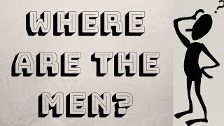 Where Are The Men? | Dr. Ralph Yankee Arnold | BBN