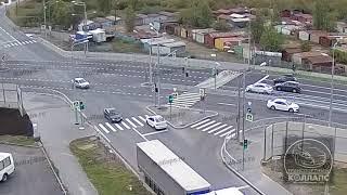 Авария в Красном Селе 18.09.21