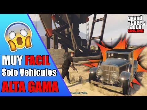 CONSIGUE SOLO VEHICULOS De ALTA GAMA IMPORTACION Y EXPORTACION | GTA V | ChuyGamer