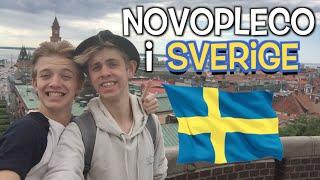 Novopleco overtager Sverige!