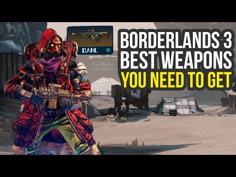Borderlands 3 Legendary Weapons You Need To Get (Borderlands 3 Best Weapons) thumbnail