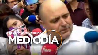 El Presidente De México Se Reúne Con La Familia Lebarón | Noticias Telemundo