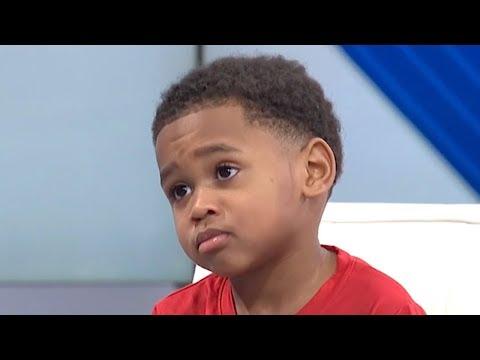 Kids Crashing Their Dads Interviews!