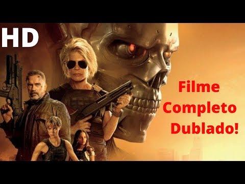 O Exterminador Do Futuro - Destino Sombrio / Filme De Ação Completo 2019 / Filmaço De Ação