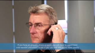 Optimise your hearing - Assistive Listening Devices