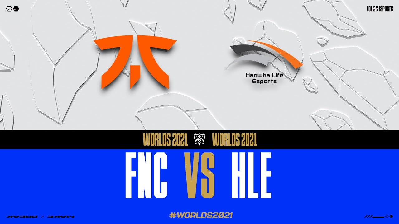 Download WORLDS 2021 - GROUPSTAGE DAY 6 - FNC vs HLE