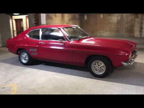 Ford Capri MK1 1969 1.6 GT