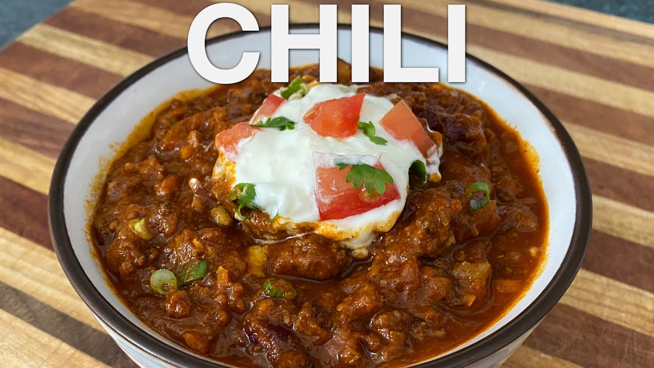 Download Chili - feat. Binging with Babish (You Suck at Cooking, episode 101)
