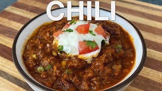 Chili - feat. Binging with Babish (You Suck at Cooking, episode 101)
