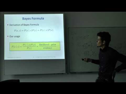 Lecture 3: Visual Navigation for Flying Robots (Dr. Jürgen Sturm)