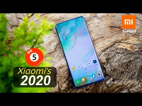 Xiaomi's TOP 5 Upcoming Smartphones In 2020 | Top 5 Xiaomi's Mobiles Price & Release Date🔥🔥
