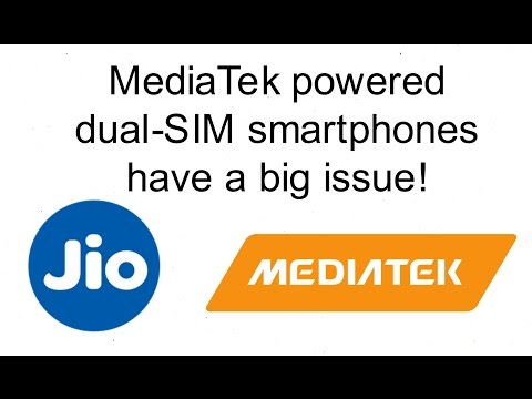 MediaTek Powered Dual-SIM Smartphones Have A Big Issue With 4G-only SIM Cards | Digit.in