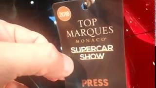 Devenir Blogueur à Top Marques Monaco 2018