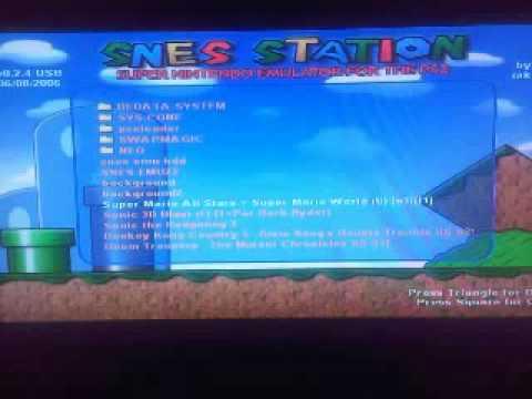 Nintendo emulator for ps3