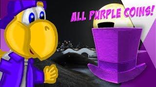 Cap Kingdom: Purple Coin Guide ll Super Mario Odyssey: Road to 100%