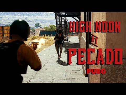 High Noon At Pecado | A PUBG Western